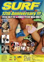 SURF  12th Anniversary  - AiSOTOPE LOUNGE - 1069x1500 401.6kb