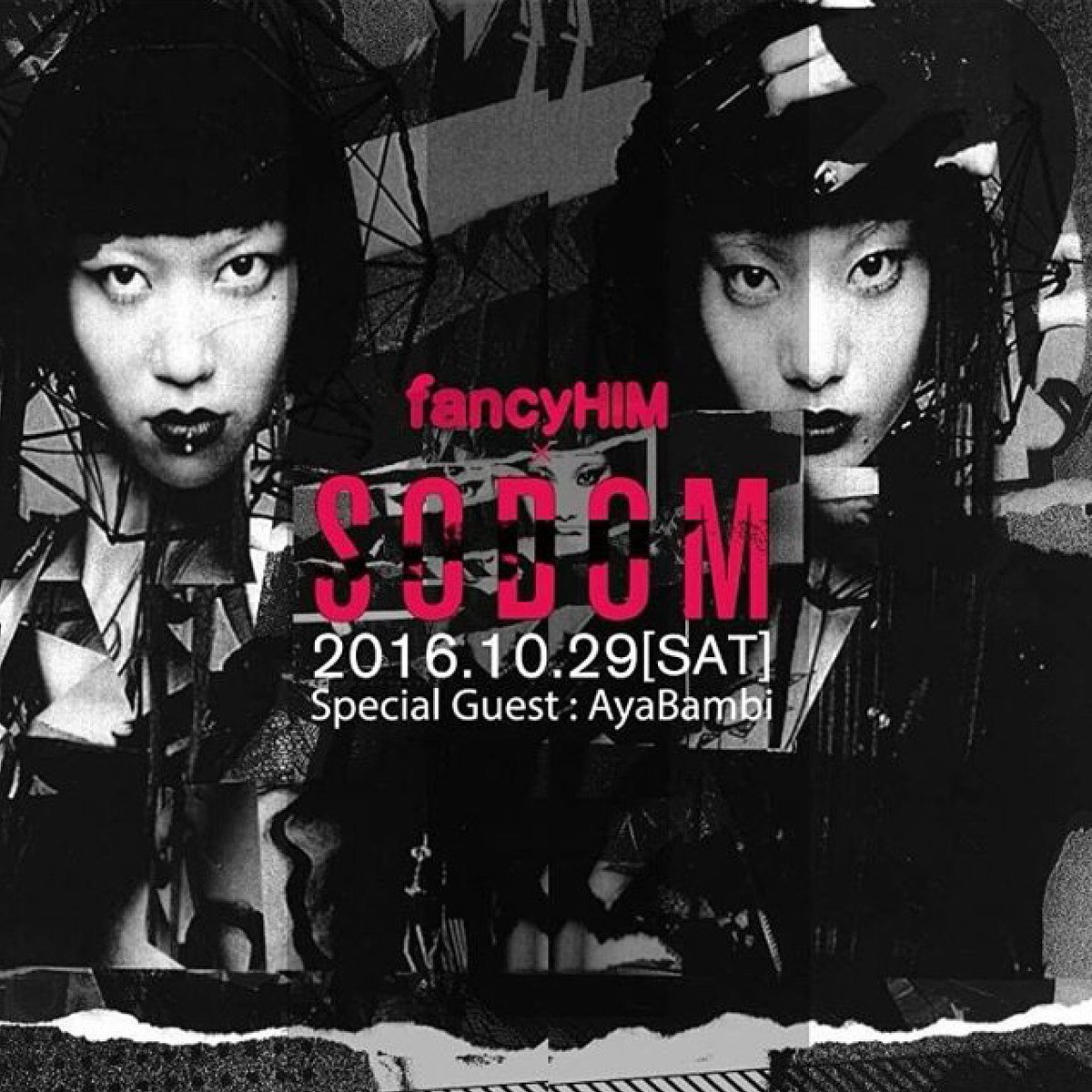 fancyHIM  GO TO HELL ! GO TO HEAVEN ! !  - AiSOTOPE LOUNGE - 200x200 31kb