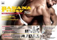 "BANANA Friday ""SCORPIO 蠍座 PARTY""  - AiSOTOPE LOUNGE - 2526x1785 1498.3kb"