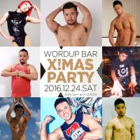 WORDUPBARクリスマスPARTY  - WORDUP BAR - 2048x2048 778.5kb