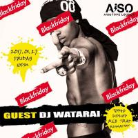 BLACK FRIDAY vol.10  - AiSOTOPE LOUNGE - 680x680 94.2kb
