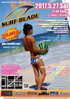 5/27(SAT) 21:00〜5:00 SURF-BLADE <MEN ONLY>【Gclick - お店からのお知らせ/イベント情報掲示板】