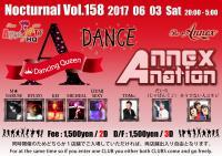 Nocturnal Vol.158【Gclick - お店からのお知らせ/イベント情報掲示板】