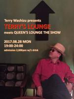 ゲイバー ゲイクラブイベント TERRY'S LOUNGE  Terry Washizu presents