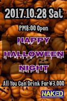 2017.10.28(土)Happy Halloween Night  - NAKED - 650x987 151kb