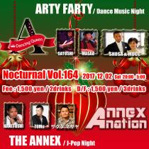 Nocturnal Vol.164  - The ANNEX - 2362x2362 825kb