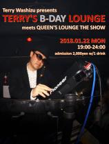 TERRY'S LOUNGE  Terry Washizu presents  - AiSOTOPE LOUNGE - 675x900 356.5kb