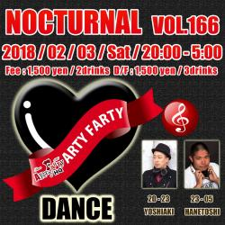 Nocturnal Vol.166  - The ANNEX - 1063x1063 681.7kb
