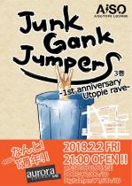 Junk Gank Jumpers  1st. Anniv. Utopia Rave  - AiSOTOPE LOUNGE - 804x1136 291.2kb