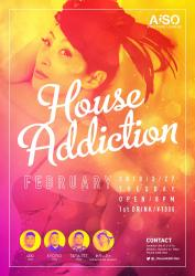House Addiction  - AiSOTOPE LOUNGE - 400x400 59.9kb