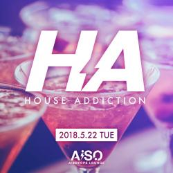 House Addiction  - AiSOTOPE LOUNGE - 1200x1200 147.2kb