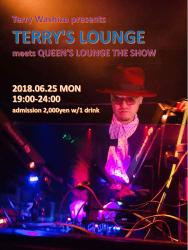 TERRY'S LOUNGE  Terry Washizu presents  - AiSOTOPE LOUNGE - 675x900 581.4kb