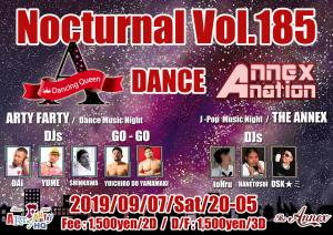 Nocturnal Vol.185  - The ANNEX - 3473x2456 2131.8kb