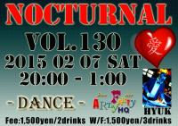 Nocturnal Vol.130  - ARTY FARTY - 1489x1053 746.5kb