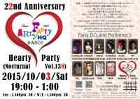 ARTY FARTY 22nd Anniversary ( Hearty Party ) 1685x1191 706.4kb